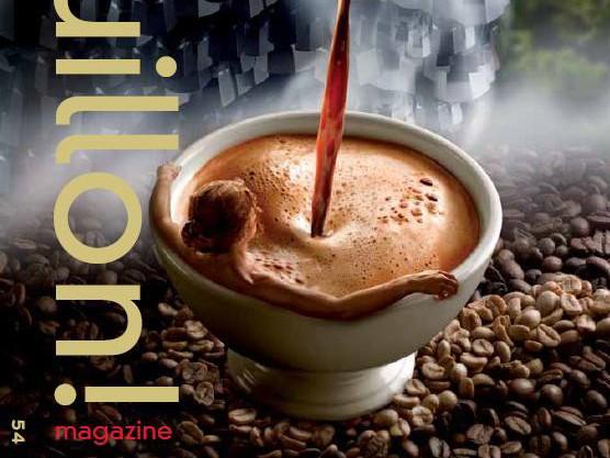 Cover su BOUILLON! Magazine