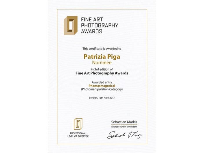 FINE ART PHOTOGRAPHY AWARDS 2016